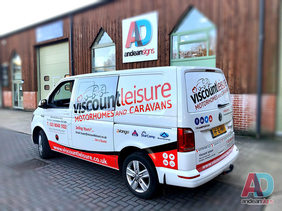 VW Transporter - Vehicle graphics